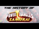 Power Rangers Samurai, Part 4 - History of Power Rangers