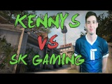 CSGO POV Titan kennyS vs SK Gaming (2811) overpass @ Gfinity 2015 Summer Masters 1