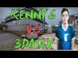 CSGO POV Titan kennyS vs 3DMAX (3016) cache @ ASUS ROG Winter 2015