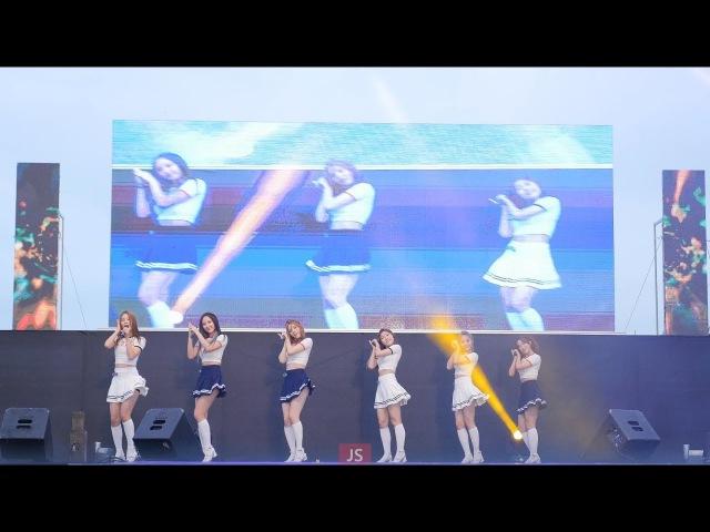 [4K]170729 에스투(S2) 허니야 낙산미스비키니코리아2017 KPOP by JS 직캠(fancam)