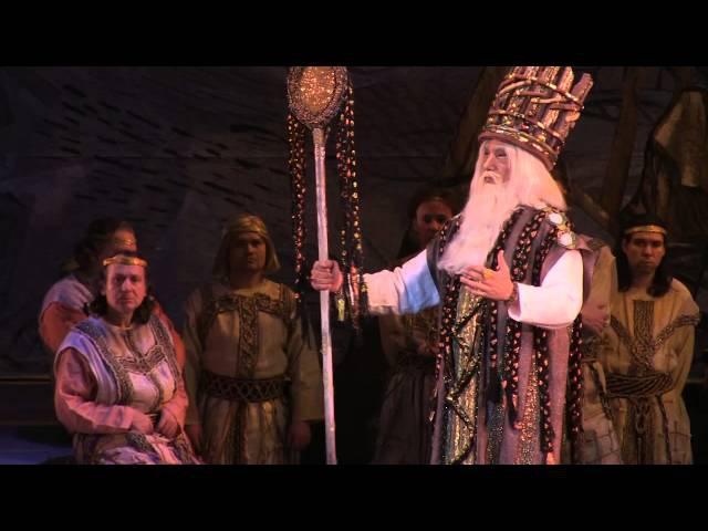 Н.А.Римский-Корсаков опера Снегурочка Каватина Берендея, исполняет Евгений Балданов