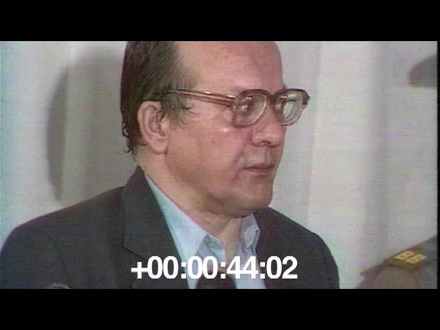 1987.07.29 Суд над виновниками аварии на ЧАЭС. Причины.