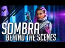 Sombra in Real Life Behind the Scenes Blizzcon 2016