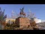 The sunny day after rain. Aktau. Kazakhstan. Солнечный день после дождя. 11мкрн. 2016-10-03