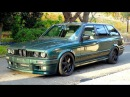 1990 BMW 325i Touring (E30 Wagon) Japan Auction Purchase Review