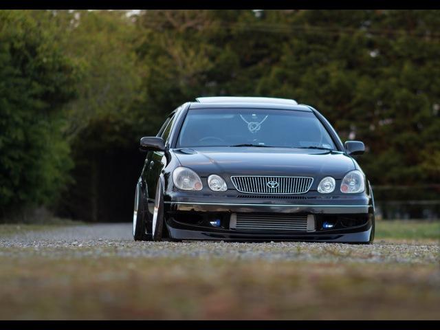 Paddy Finnegan's VIP Toyota Aristo