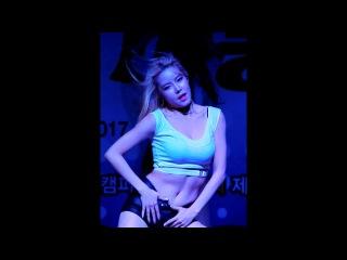 [60Fps] 170519 레이샤(Laysha) 직캠 Fancam - 채진 (Chaejin) 개인 댄스 퍼포먼스 @한국폴리텍대학 부산캠&#541