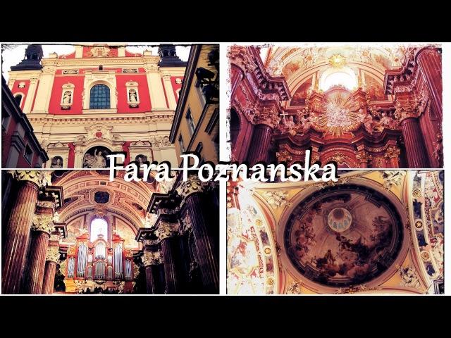 Костел Святой Марии Магдалины Fara Poznańska / ПОЗНАНЬ, ПОЛЬША / Poznań, Poland / 13.11.2012
