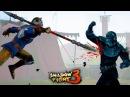 Shadow Fight 3 начинаем НОВУЮ ИГРУ видео для детей по прохождение игры БОЙ С ТЕНЬЮ 3