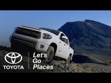 Volcano-hopping In Chile  The Film  TRD Pro  Toyota