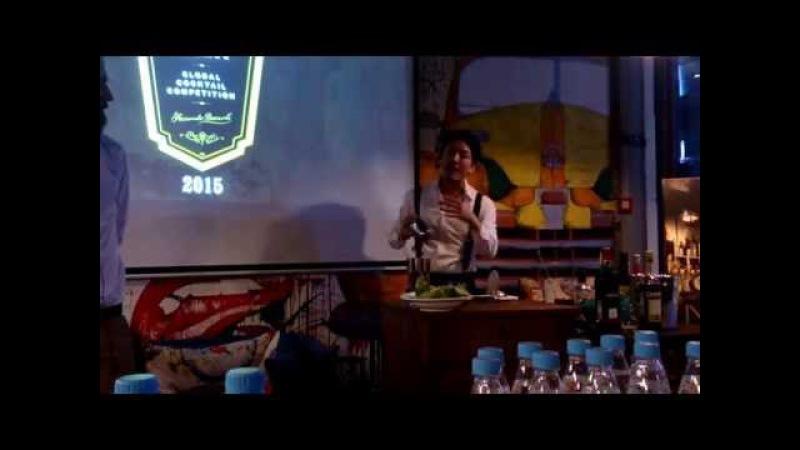 Shingo Gokan: Japanese technique of shake-2/Шинго Гохан: японская техника шейка-2