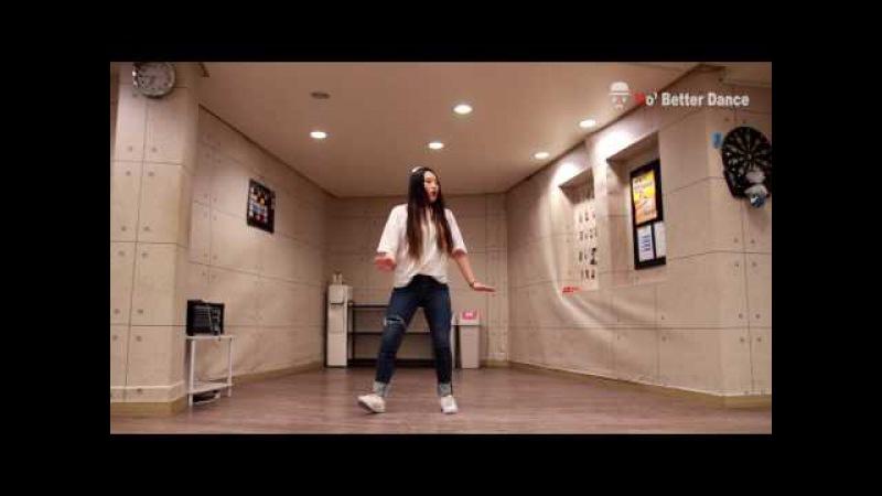 [모베러댄스] 방탄소년단(BTS) - Not Today(낫투데이) 안무 배우기 (BTS - Not Today dance cover)(HD)