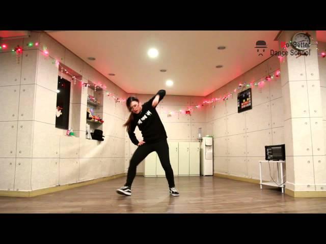 [모베러댄스스쿨] 지디 태양 - 굿보이 안무 거울모드 (gd taeyang - good boy cover mirror)(HD)