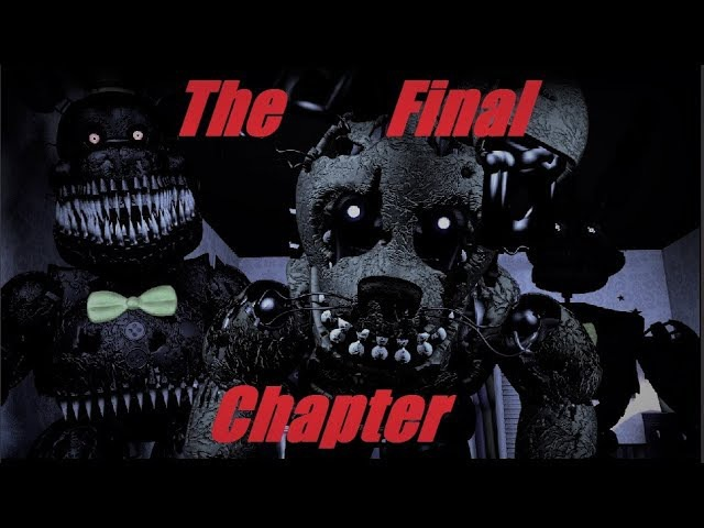[SFM/FNaF 3] The Final Chapter (song by Adam Hoek) (Late 1k Special!)