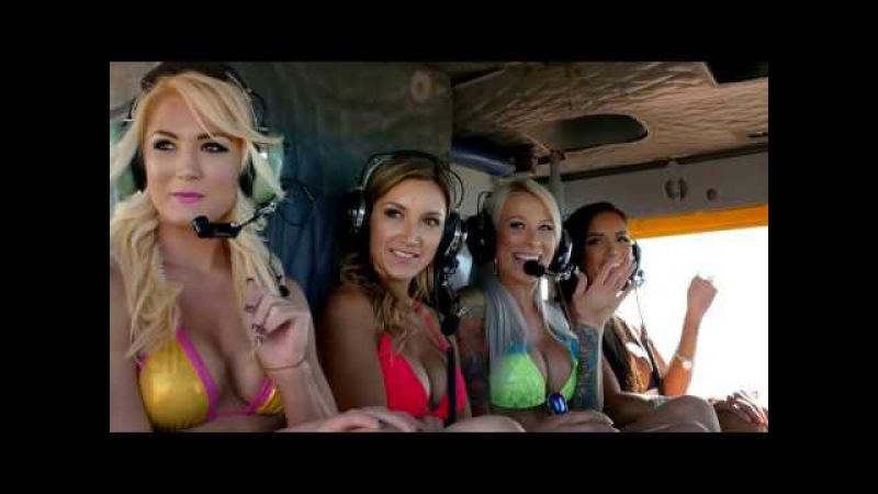 Modern Talking - Win the Race.Extreme Dakar car magic walking babe girl fantasy 80s mix