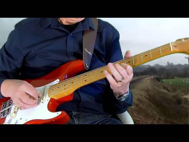 One way ticket - Neil Sedaka - instrumental cover by Dave Monk