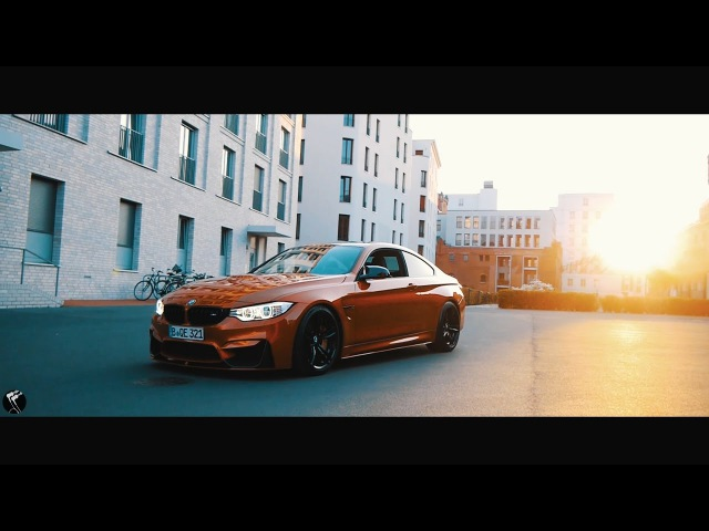 The Most Relaxing Car Music Video | BMW M4 VW Golf Mk6