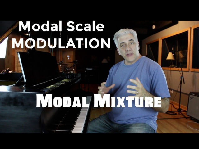 Modal Mixture Using Multiple Modes Over One Chord Music Theory