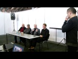 Jazz Edication in Russia Panel Discussion 1