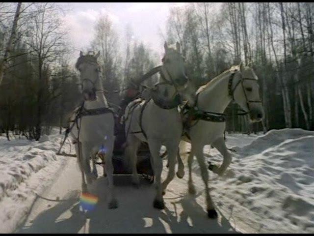 07 Три белых коня песня из к ф Чародеи 1982