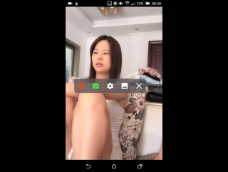 China sexy girl on bigo live