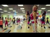 Вечеринка в стиле 80-х в фитнес-клубе Art Fitness (2017 год)