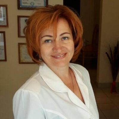 Ирина Бочкарёва