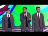 КВН 2017 Премьер лига - Вторая однавосьмая - Сборная ВУЗов Чеченской Республики (Грозный)