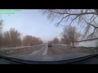 Авария Усть-Каменогорск.