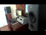 Elac bs53 + Onkyo A-9155 + Sony MDS-S707