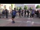 «Танцевальная прогулка»по мостам, паркам и набережным Петербурга - прямая трансляция