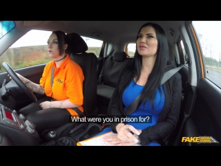 Fake Driving School Jasmine Jae Harmony Reigns And All Sex New Porn 2017