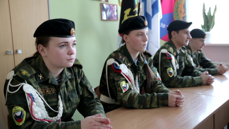 Видео о Бердюжской школе