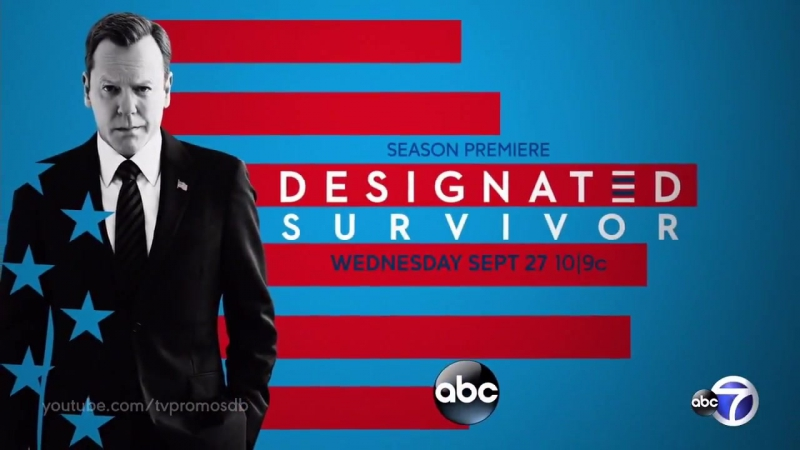 Назначенный выжившим (Последний кандидат) / Designated Survivor.2 сезон.Тизер (2017) [HD]