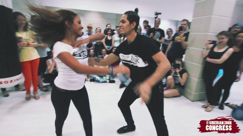 Felipe Erica | ZOUK-DEMO-1 | III SIBERIAN ZOUK CONGRESS 2017 szc_2017