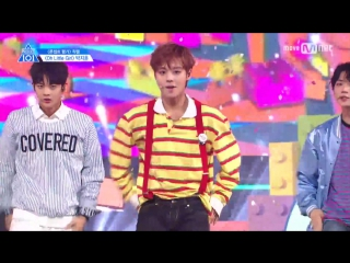 170606 @ Fancam on Jihoon  -