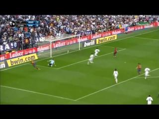 Real Madrid 2 - 6 FC Barcelona (2009)