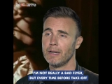 This is what happened when Gary Barlow took a Q&ampA based solely on Take That song names