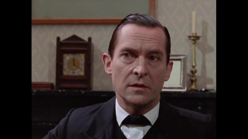 Возвращение Шерлока Холмса.Пустой дом(Англия.Детектив.1986)