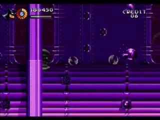 Adventures of Batman Robin, The [Mega Drive, прохождение]