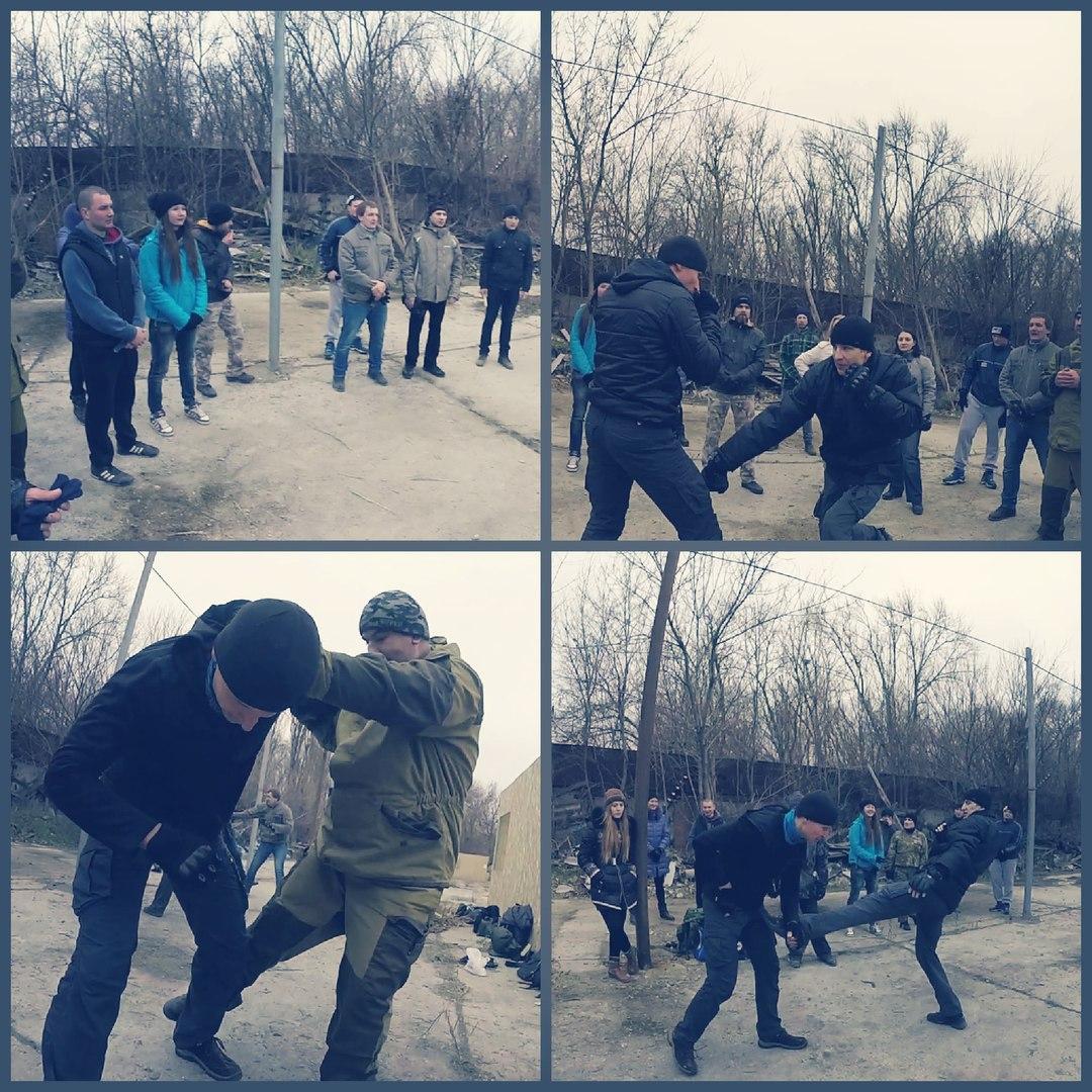 В Ростове-на-Дону прошел семинар руководителя SPAS-Ростов Щеголя Романа.