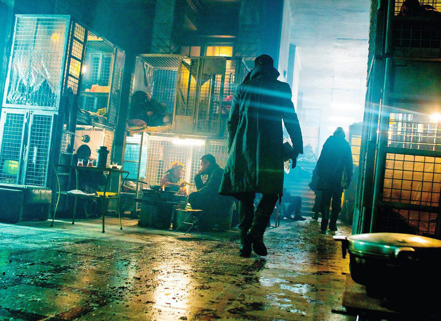 an analysis of the fallen angel in the movie blade runner Blade runner insight menu home library about close what is the significance of the unicorn by murray chapman when deckard leaves his apartment with rachael at the.