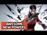 Dishonored: Death Of The Outsider Gameplay - New Powers, New Enemies