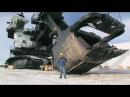 Самый большой механический экскаватор в мире P H 4100 XPB