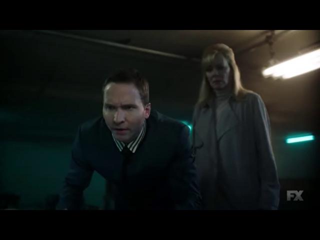 Legion ''David Haller'' fight scene
