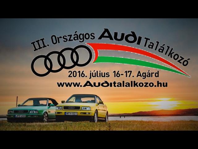 III. Országos Audi Találkozó