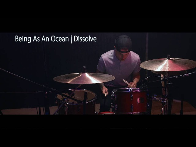Anthony Ghazel | Being As An Ocean | Dissolve | Drum Cover