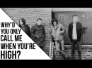 Arctic Monkeys - Why'd You Only Call Me When You're High? [Lyrics]