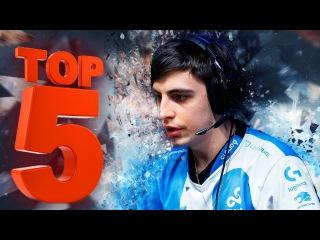 CSGO | TOP 5 SHROUD PLAYS 2016