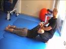 Yoga kombiniert mit Osteopathie Manueller Therapie Krankengymnatik Nacken oberer Rücken